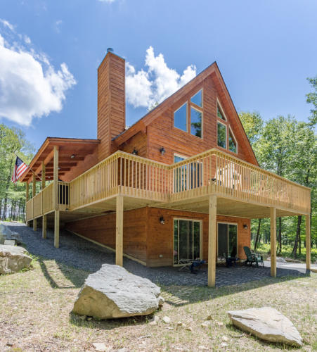 cabin loft v-5