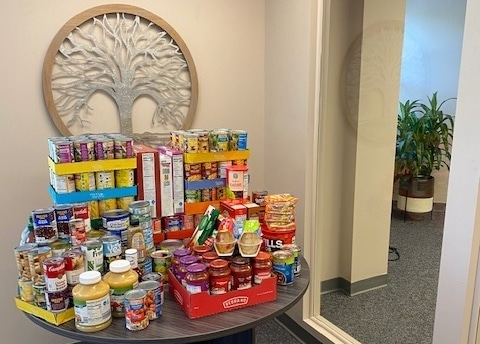Branch Creative Community Food Drive