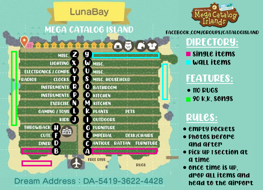 LunaBay is now OPEN!