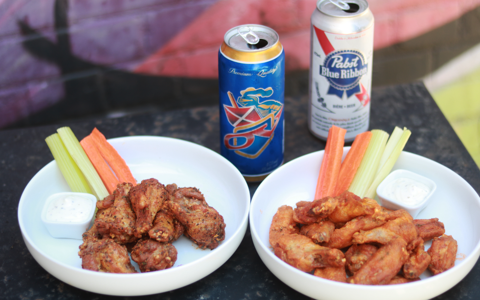 Best wings in St Catharines Ontario Brass Monkey Local