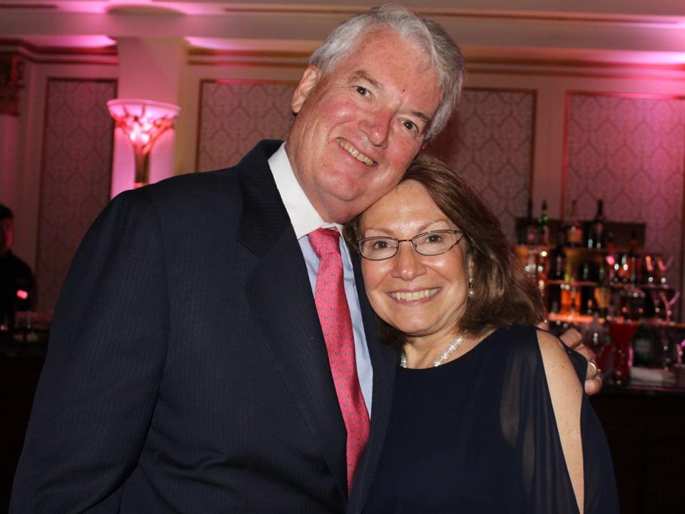 Jim and Linda Foy