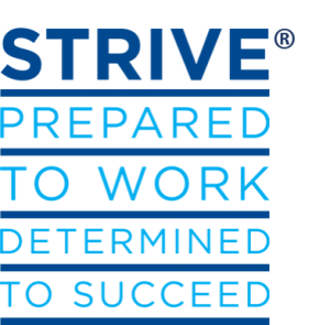 Strive, Prepared to Work, Determined to Succeed