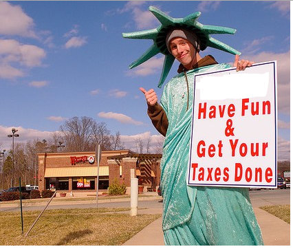 Cleveland Tax Preparation