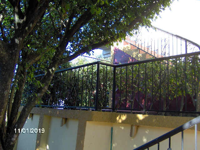apartment-amarillos-stairs 1-Ciudad Colón-Costa Rica