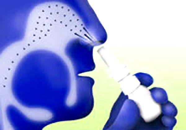 Proper Way To Use A Nasal Spray