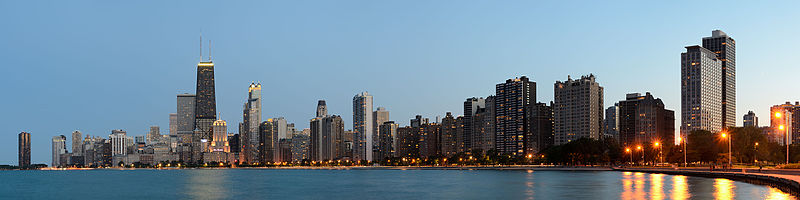 Chicago City View Image