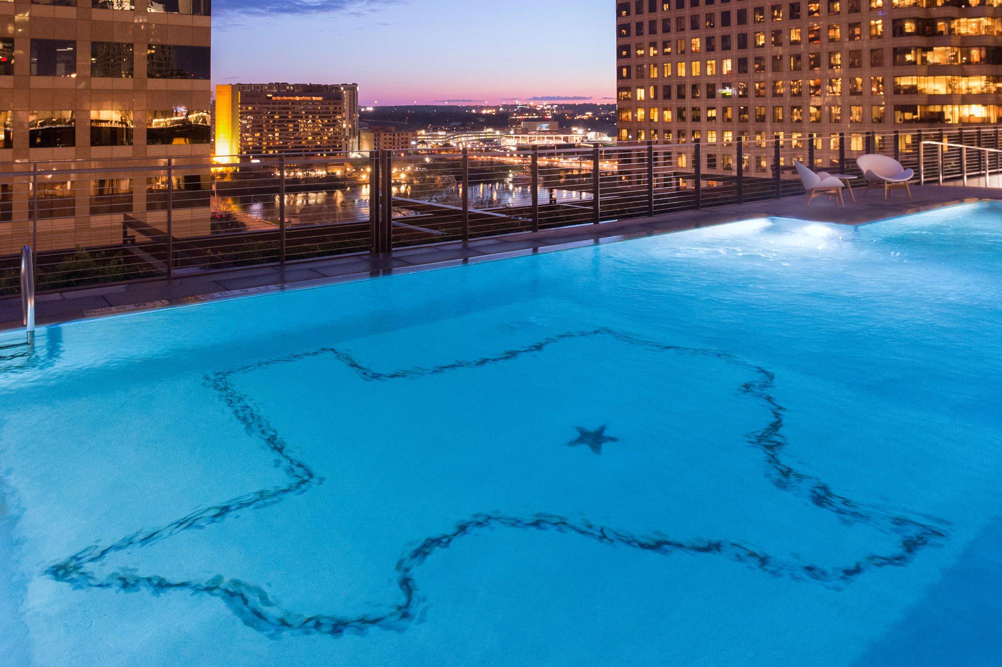 JW Marriott Pool