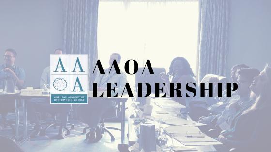 AAOA Leadership