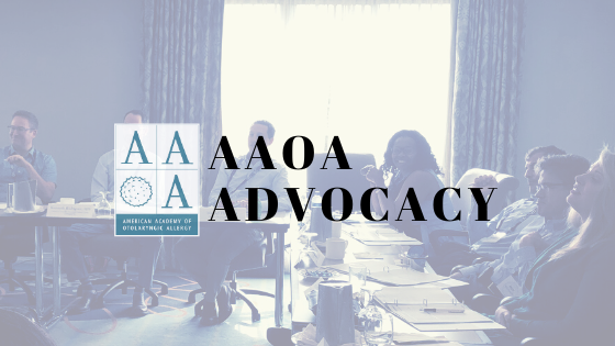 AAOA Advocacy