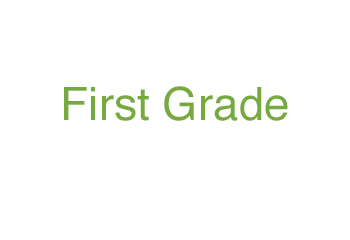 firstgrade