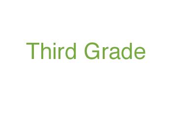 thirdgrade