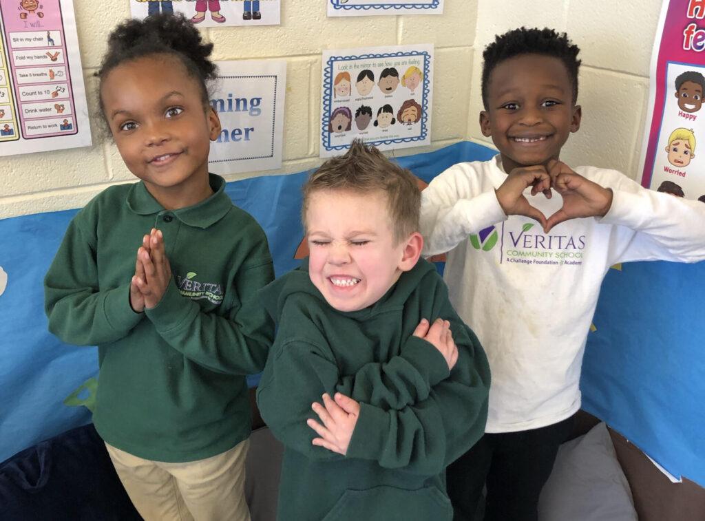 before school care veritas community charter