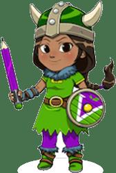 Veritas Community School Mascot
