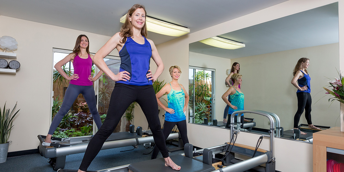 Transform Your Body, Increase Core Strength & Develop Long, Lean Muscles at West LA Pilates!