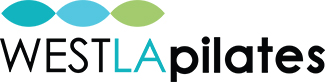 West LA Pilates website logo