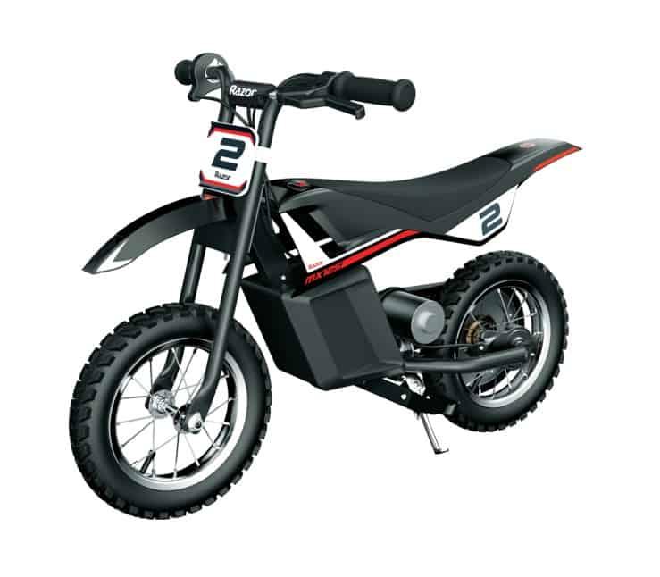 Razor MX125 Electric Dirt Bike