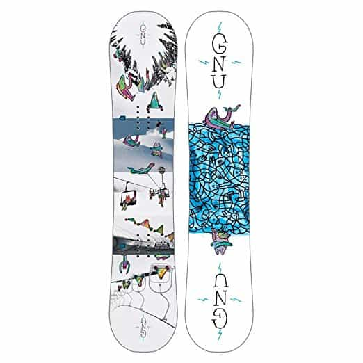 Gnu Recess Asym BTX Kids Snowboard