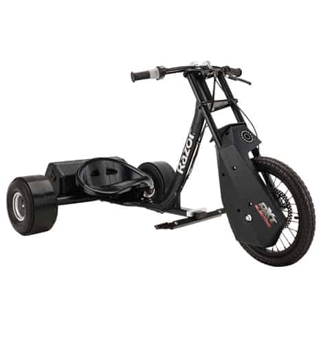 Razor DXT Electric Drift Trike