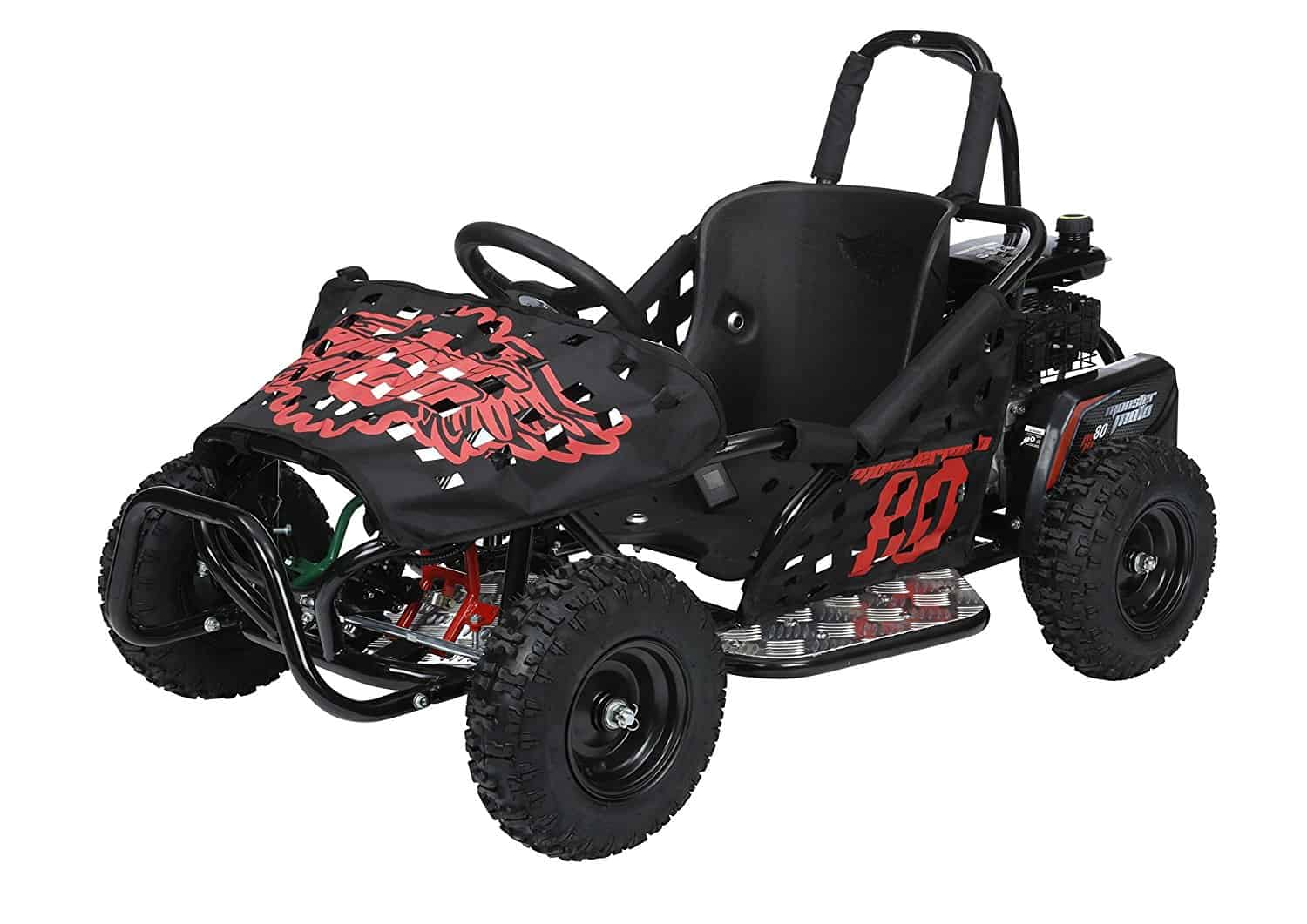 Monster Moto Go Kart – Kids Off Road Go Kart