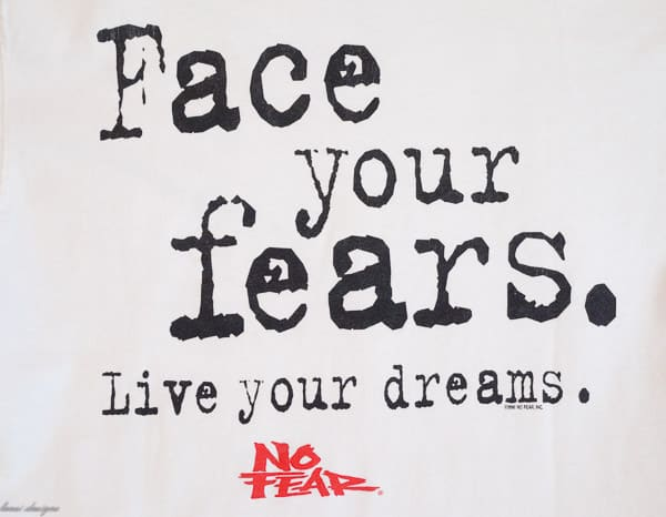 Face Your Fears Quotes – Our Top 10