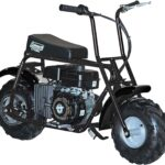 Kids Gas Powered Mini Bike - Coleman Powersports