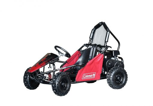 Kids Off Road Go Kart - Coleman Powersports CK100-S