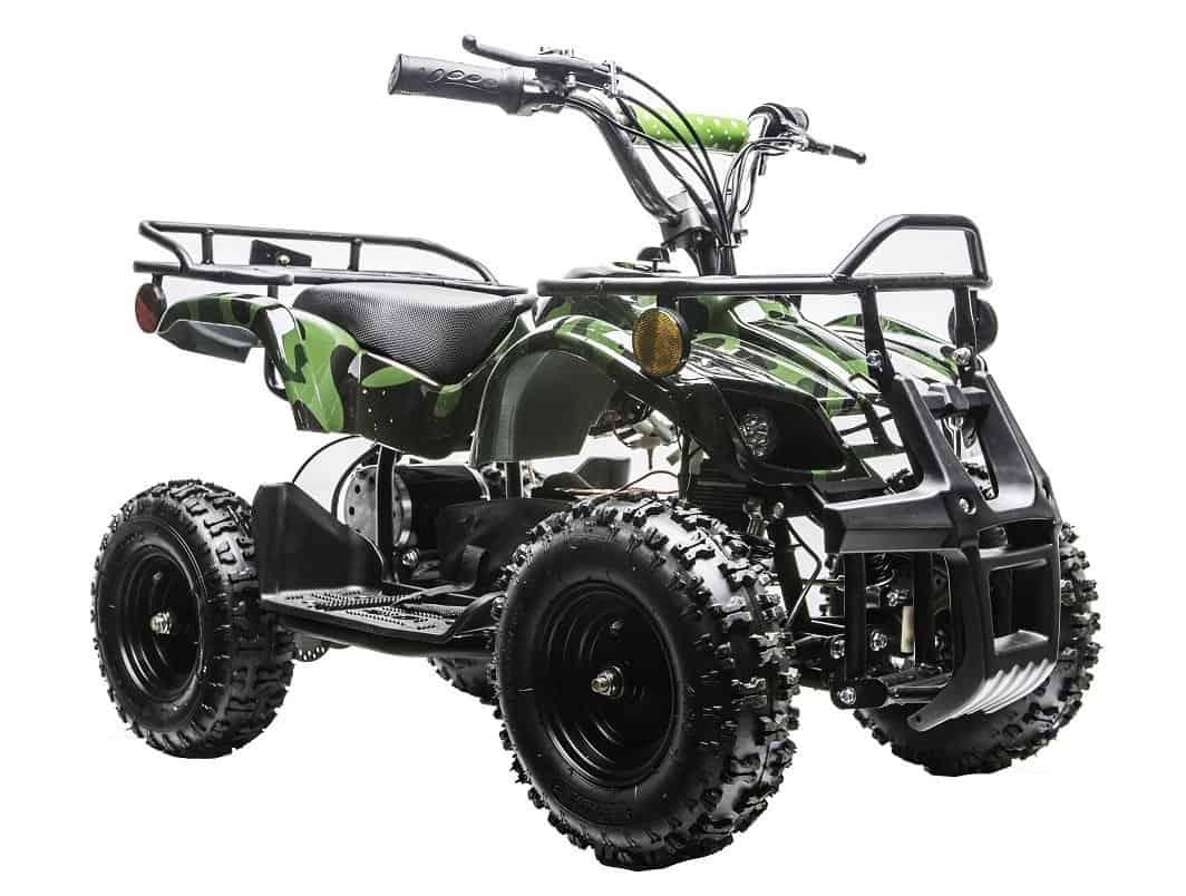 Kids Electric Quad - Rosso Motors eQuad X