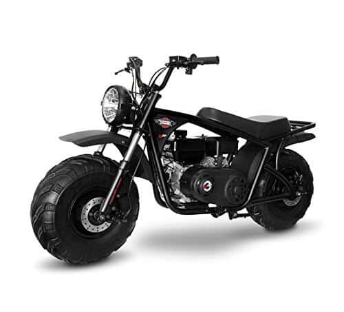 Fast Gas Powered Mini Bike – Monster Moto 212CC