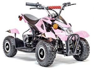 Kids Quad - Rosso Motors 500W eQuad S