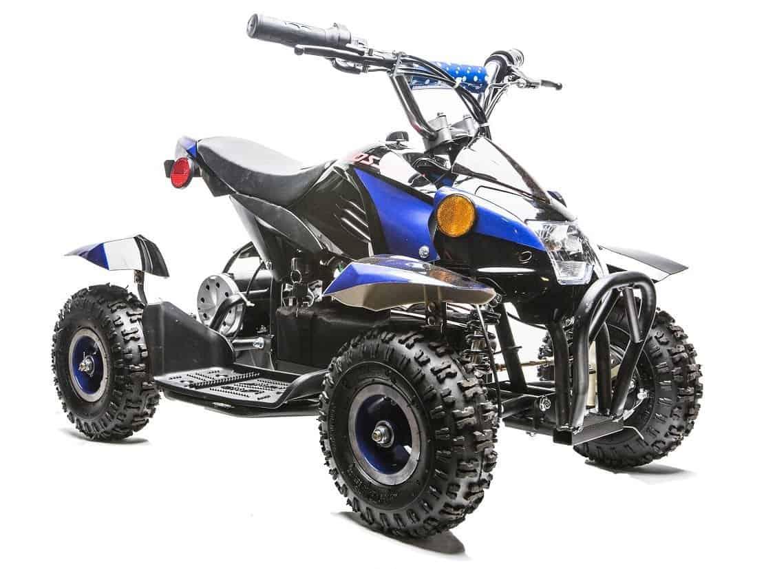 Kids Quad – Rosso Motors 500W eQuad S