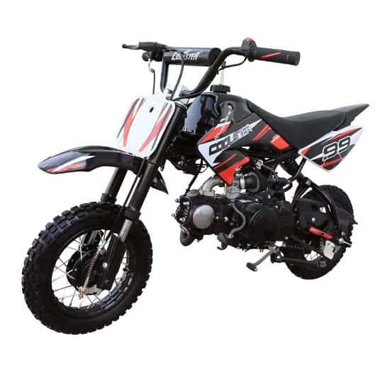 70cc Pit Bike – Coolster Gas Mini Bike