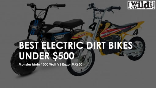 Best Electric Dirt Bikes Under $500