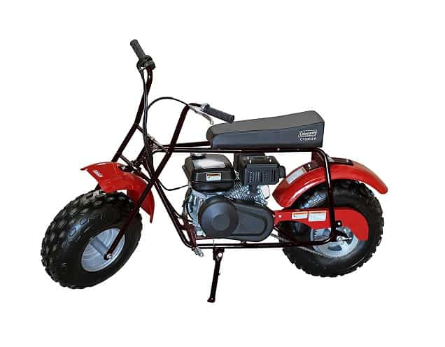 Gas Mini Dirt Bike – Coleman Powersports CT200U