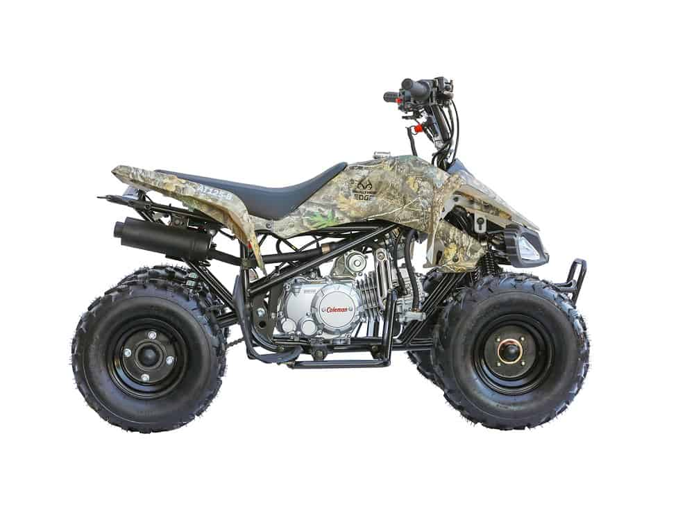 Mini Four Wheeler – Coleman Powersports Quad