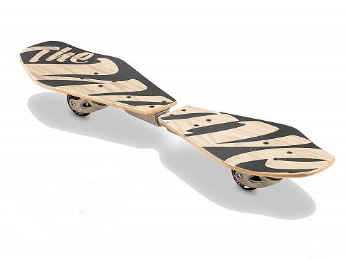 Casterboarding – Street Surfing Wave Rider