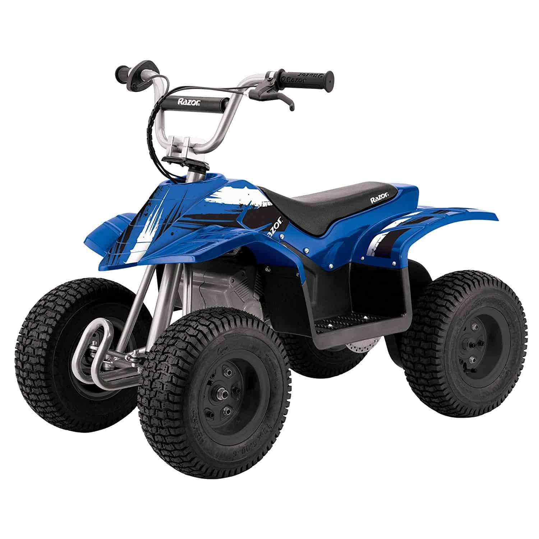 Blue Razor Electric Dirt Quad