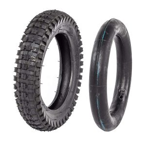 Razor Dirt Bike Parts - Tire and Inner Tube