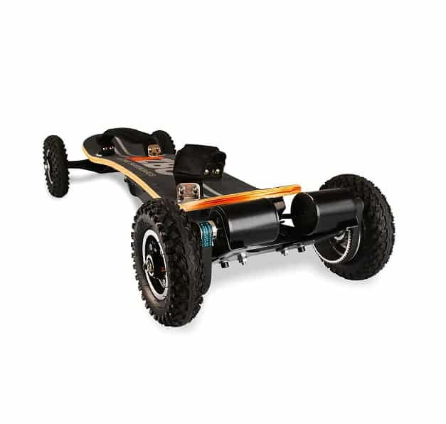Off Road Electric Skateboard by AZBO