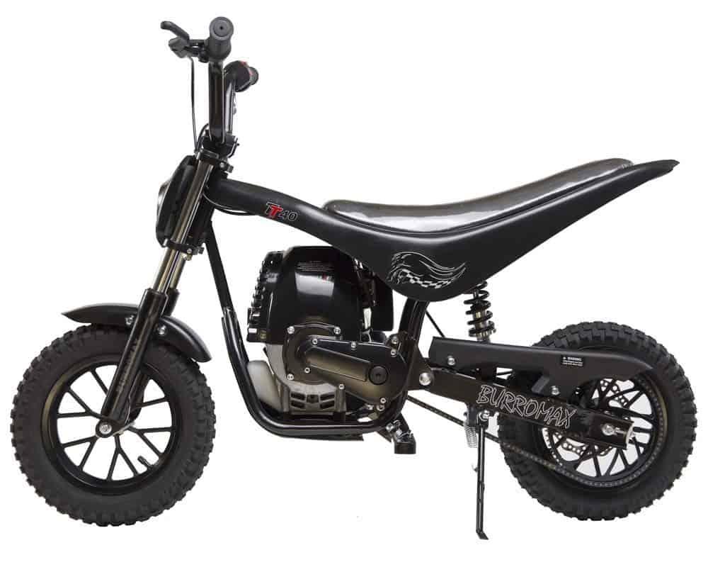 Gas Powered Mini Dirt Bike – Burromax TT40