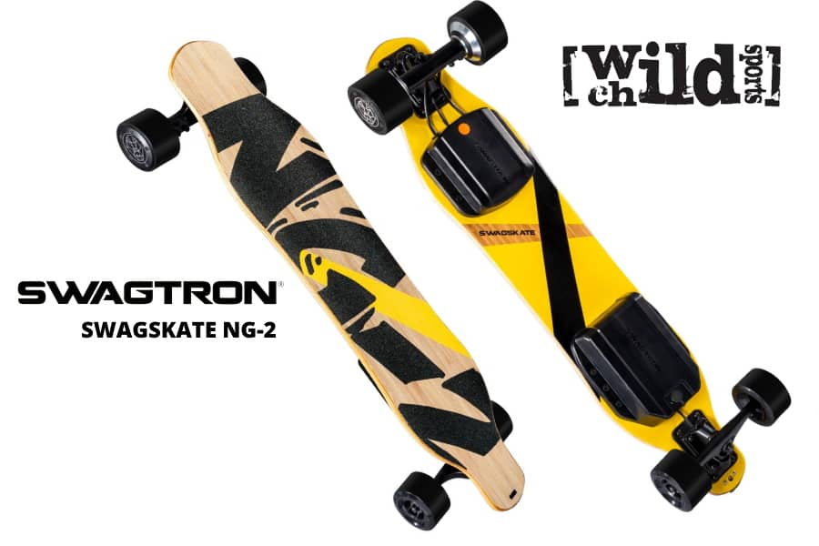 Swagskate NG2 Electric Skateboard Review