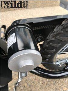 MX125 100 Watt Motor