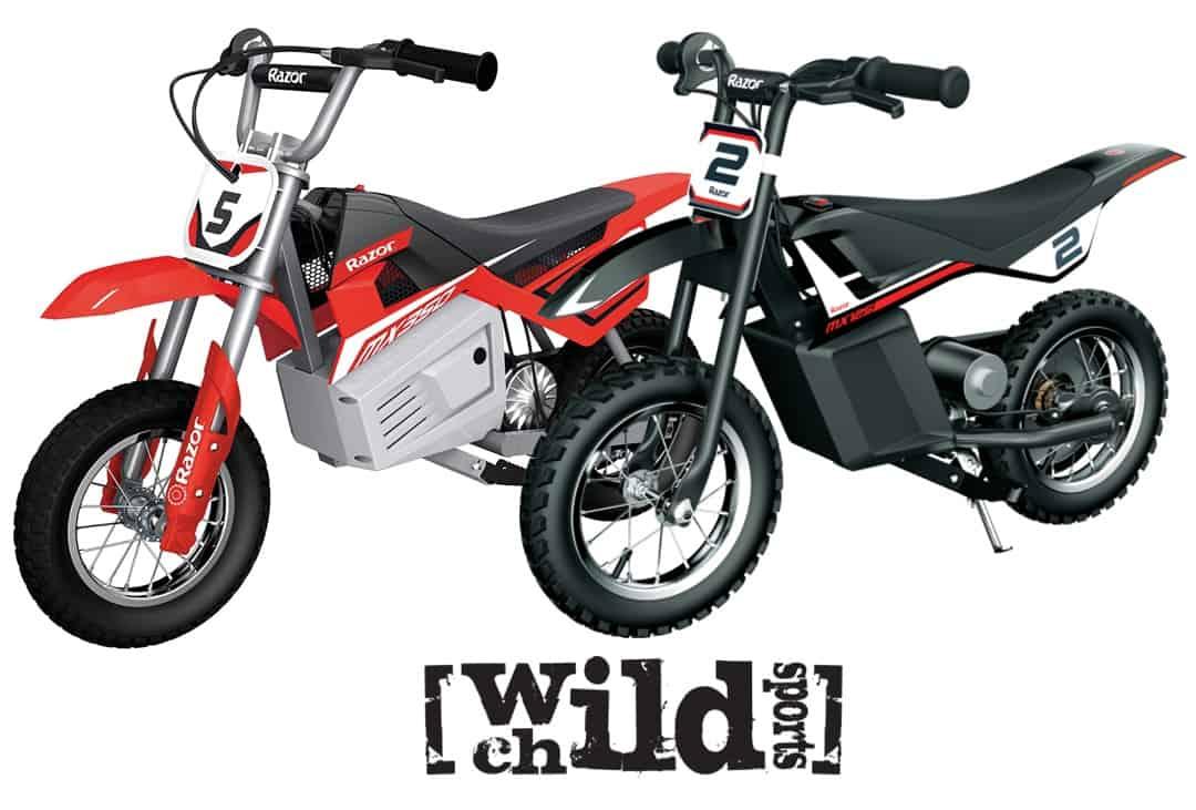 Razor MX125 VS MX350
