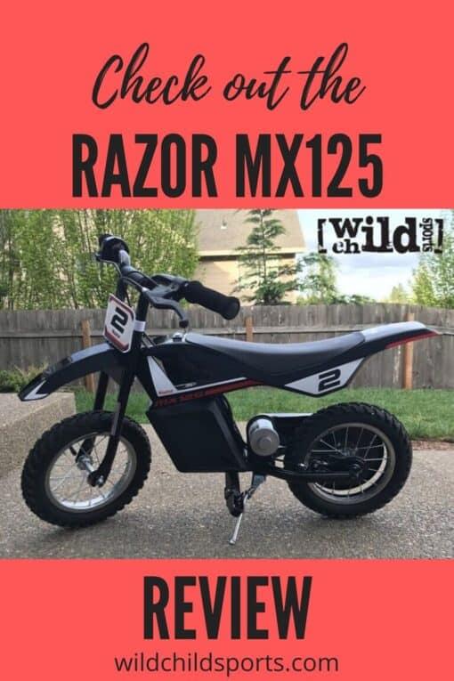 Razor mx 125 review