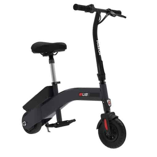 Seated Electric Scooter by Razor