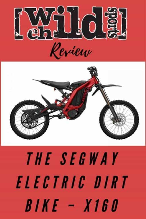 Segway Electric Dirt Bike – X160 Review