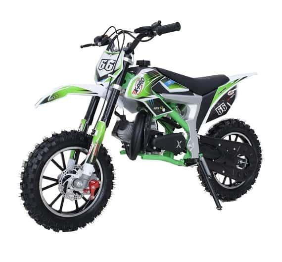 50cc Gas Powered Mini Dirt Bike - X-Pro Bolt 50