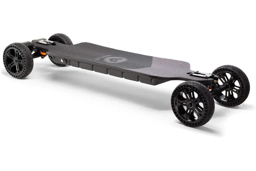 Vestar Black Hawk All Terrain Electric Skateboard Review