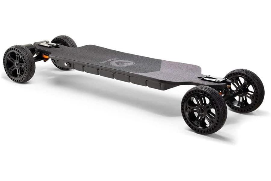 Vestar Black Hawk All Terrain Electric Skateboard Review