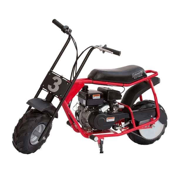 Gas Powered Kids Mini Dirt Bike – Coleman Powersports CC100X