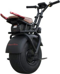 one wheel electric scooter - self balancing electric unicycle